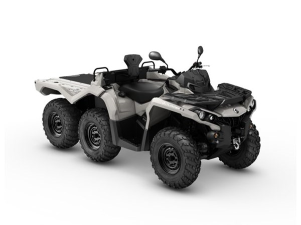 Can-am 650 DPS 6x6 T3