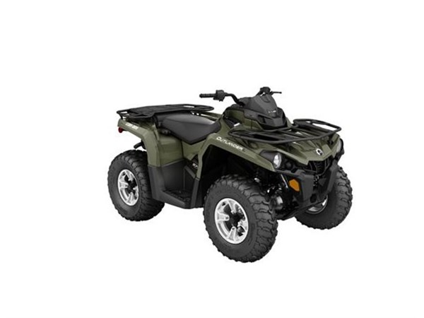 Can-am 570 DPS