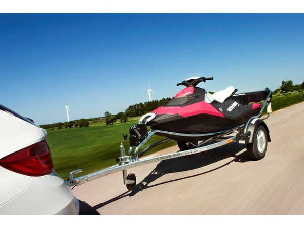Sea-doo Click and Go SPARK Vagn 80 km/h