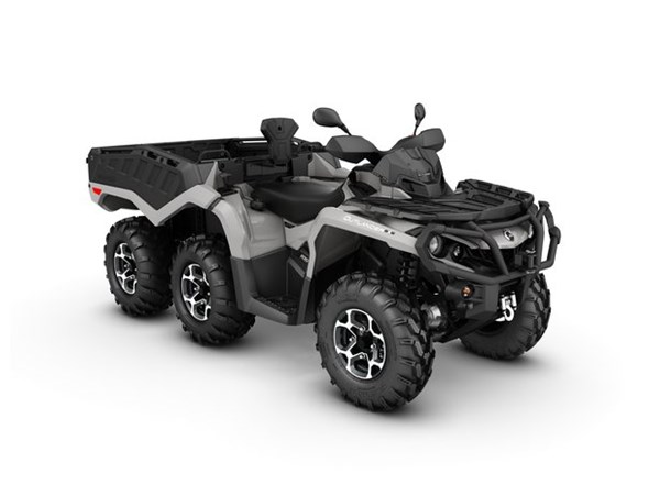Can-Am 1000 XT 6x6 sidewall