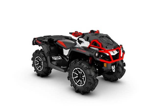 Can-am Outlander 1000R  X-MR
