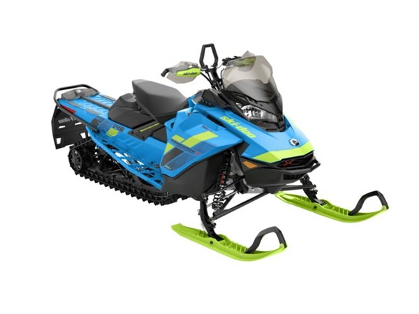 Ski-Doo Renegade Backcountry X 850 -TEC