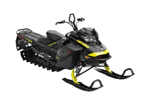 "Ski-Doo Summit X 154"" 850 E-TEC"