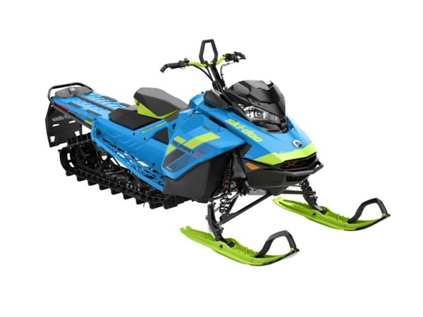 "Ski-doo Summit X 154"" 850  E-Tec Shot"