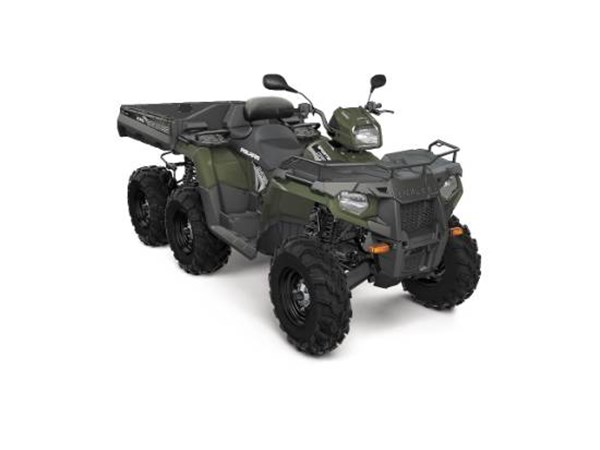 Polaris 6x6 570 EPS