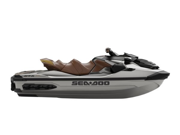 Sea-doo GTX LIMITED 300 -19 Liquid Metal