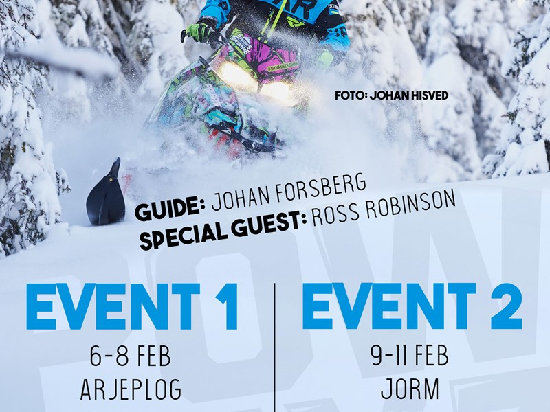Powdays Riding Clinic