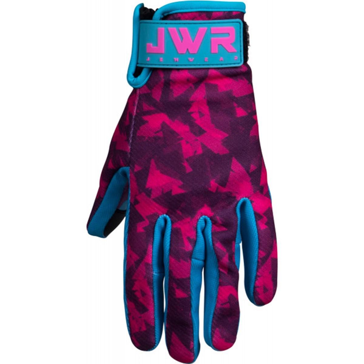 Jethwear Spring Glove rosa blå