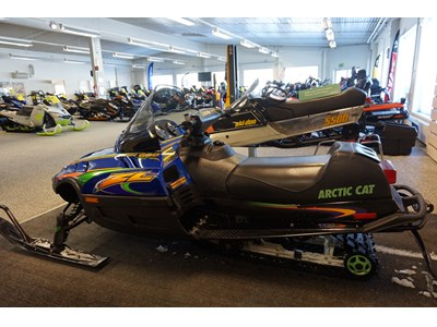 Arctic Cat ZL 600 -99