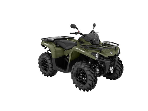Can-am 570 DPS PRO T3B