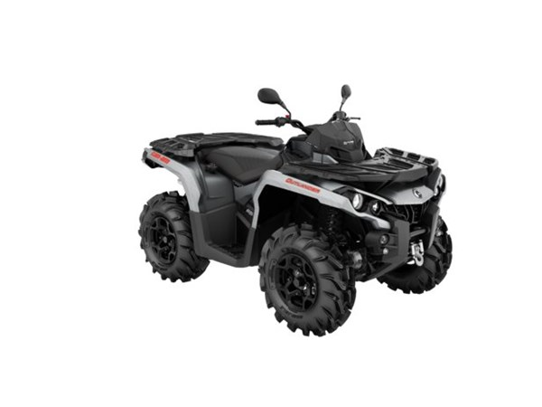 Can-Am Outlander PRO 650 Traktor A -18