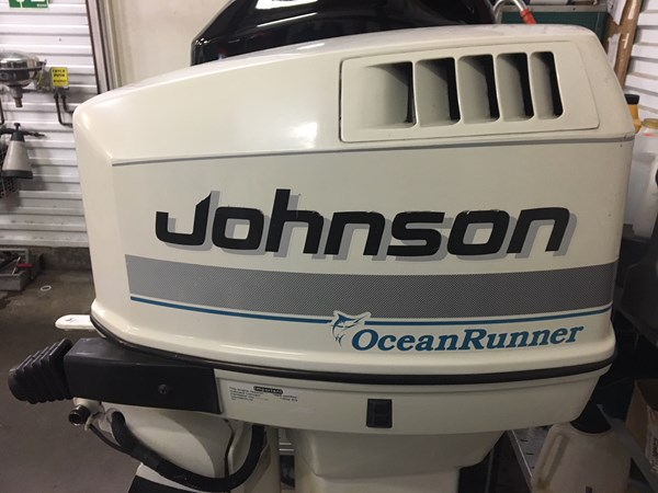 Johnson 115 OceanRunner -98 V4