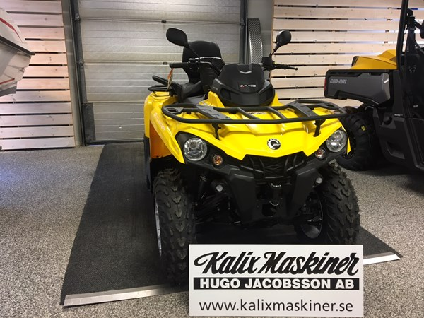 Ny Can-Am Outlander MAX 450 T3 DPS -17