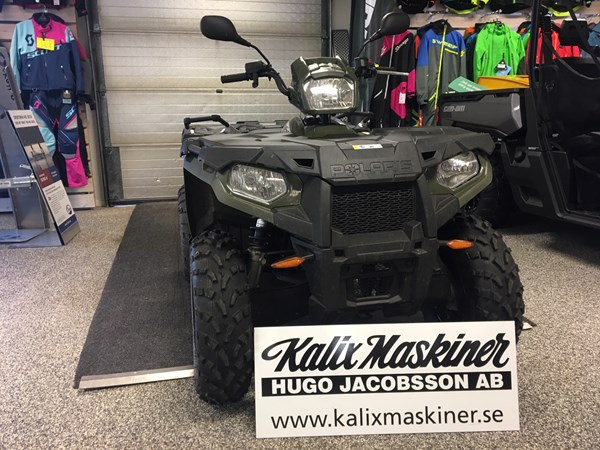 Polaris Sportsman 570 EPS -18 Momsad