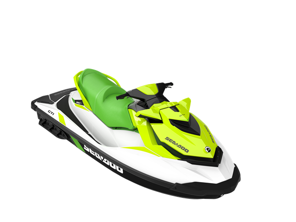 Sea-doo GTI 90 -19 Manta Green
