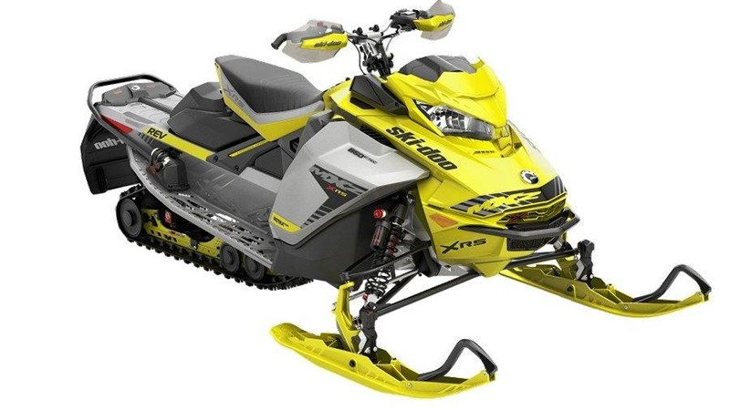 Ski-doo MXZ X-RS 850 E-TEC -19 El-start