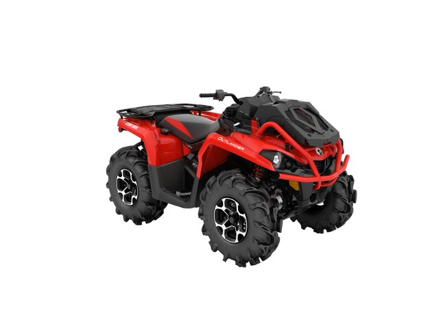 Can-am 570 XMR demomaskin 7 mil