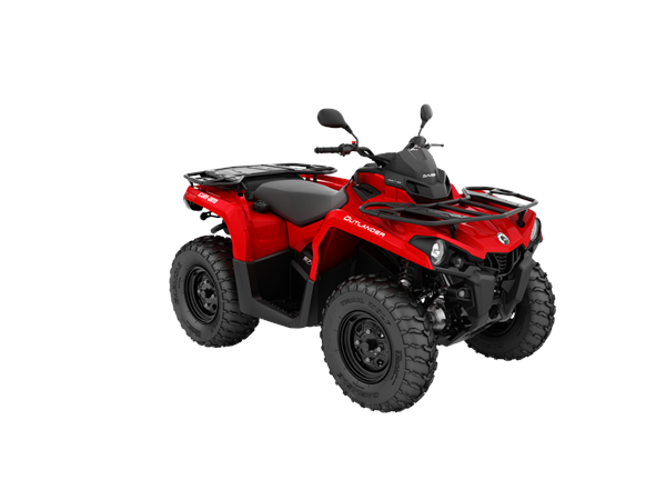 Can-Am Outlander STD 450 T3B -20