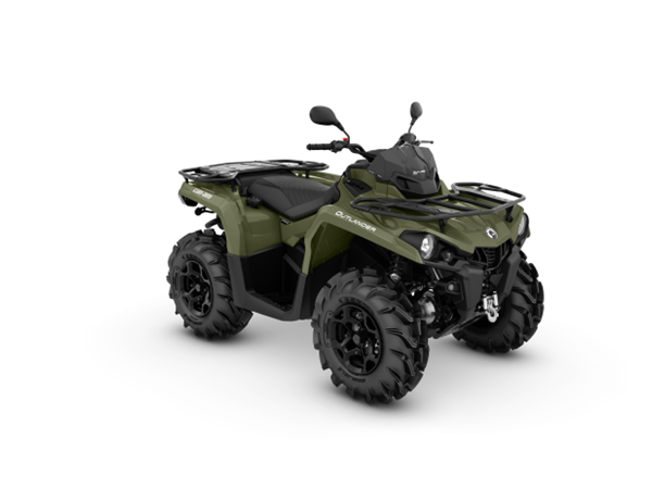 Can-Am Outlander PRO+ 450 T3B -19