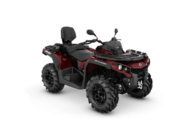 Can-Am Outlander MAX PRO+ 650 T3B -19
