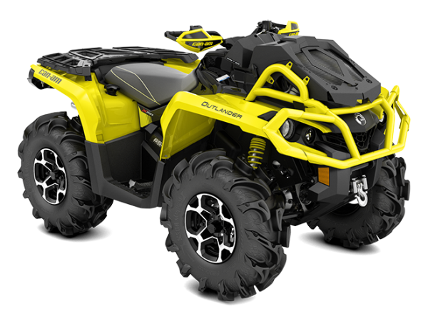 Can-Am Outlander XMR 650 -19