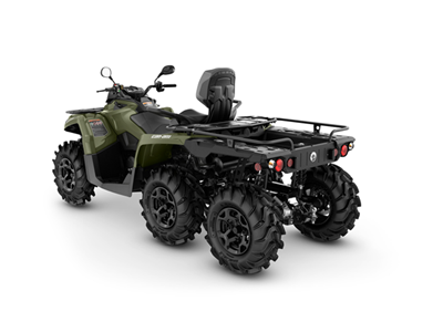 Can-Am Outlander 6x6 MAX PRO+ 450 T3B -20