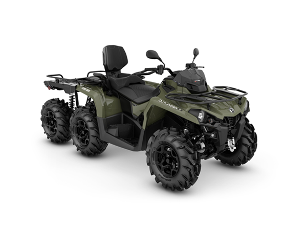 Can-Am Outlander 6x6 MAX PRO+ 450 T3B -19