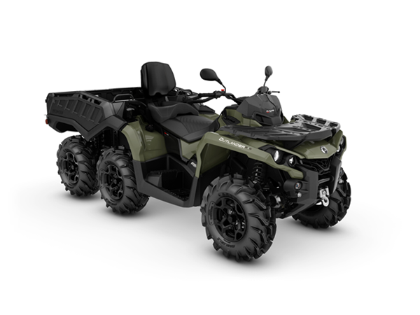 Can-Am Outlander 6x6 MAX PRO+ Side Wall 650 -19