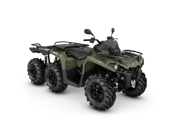 Can-Am Outlander 6x6 PRO+ 450 T3B -19