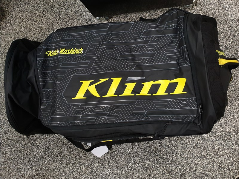 Klim Gear bag Kalix Maskiner edition