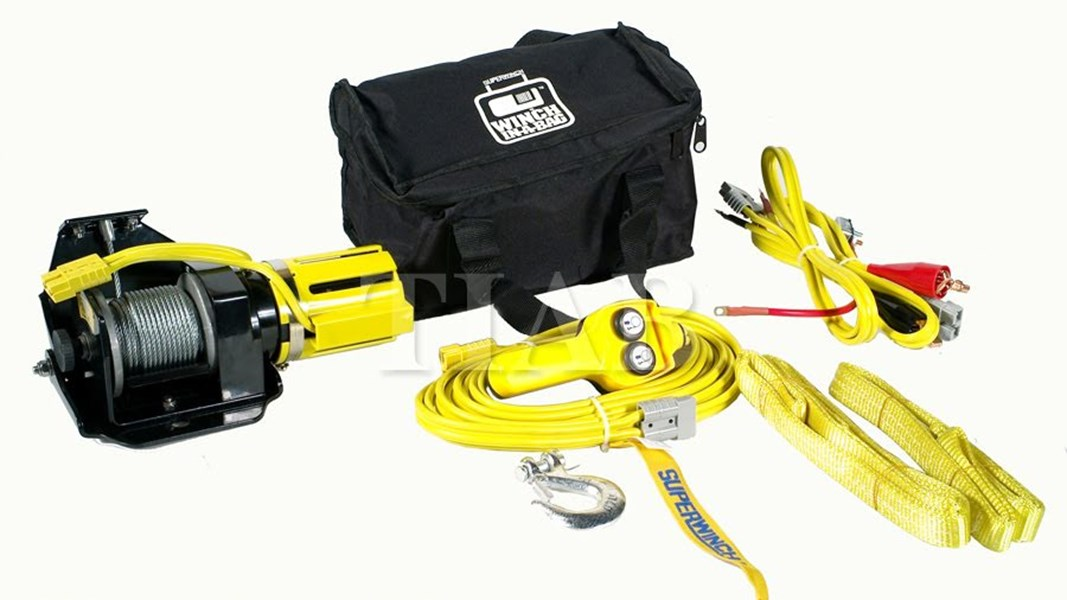 Winch in-a-bag