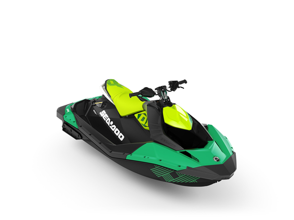 Sea-Doo SPARK TRIXX 2UP -19 Jalapeno/Pear