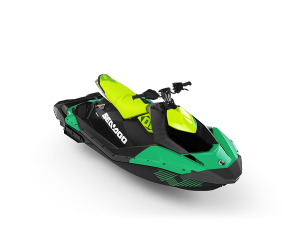 Sea-Doo SPARK TRIXX 3UP -19 Jalapeno/Pear