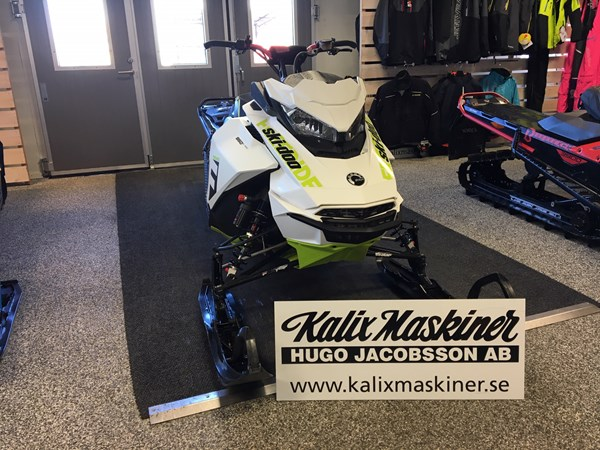 "Ski-doo Freeride 850 E-TEC 154"" S38 -18 El-start"