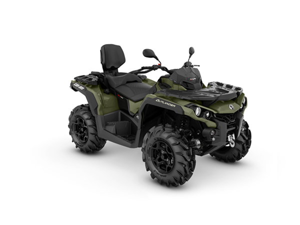 Can-Am Outander MAX PRO+ 570 T3B -20