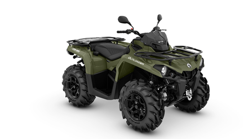 Can-Am Outlander PRO+ 450 T3B -20