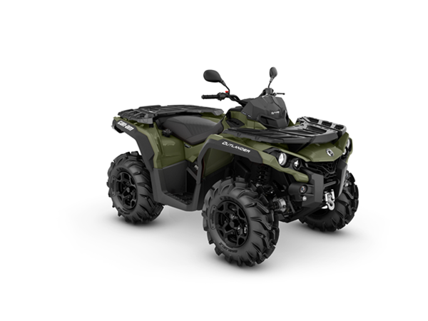 Can-Am Outlander PRO+ 570 T3B -20