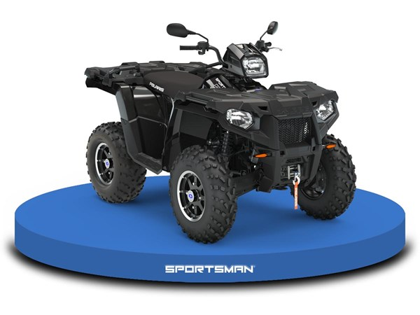 Polaris 570 EPS Black edition