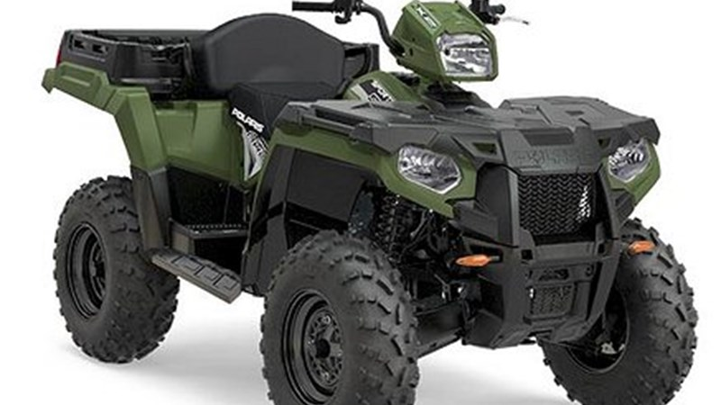 Polaris Sportsman 570 EPS X2