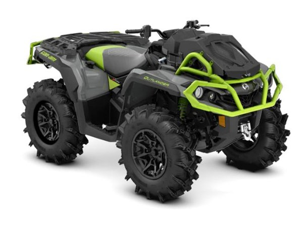 Can-Am Outlander XMR 650 -20
