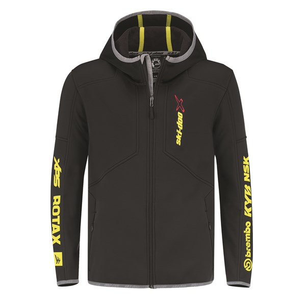 Ski-doo SnoX fleece svart