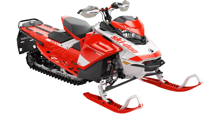 "Ski-doo Backcountry XRS 146"" 850 E-TEC ES 2020"
