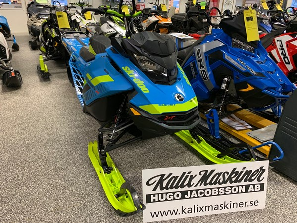 Ski-doo Summit X 850 E-TEC -18