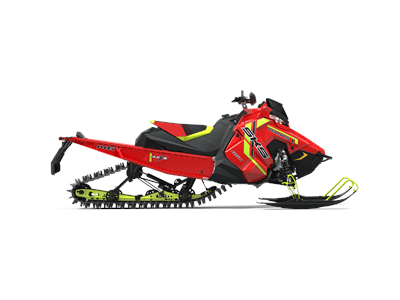 "Polaris 850 SKS 146"" All Red -21"