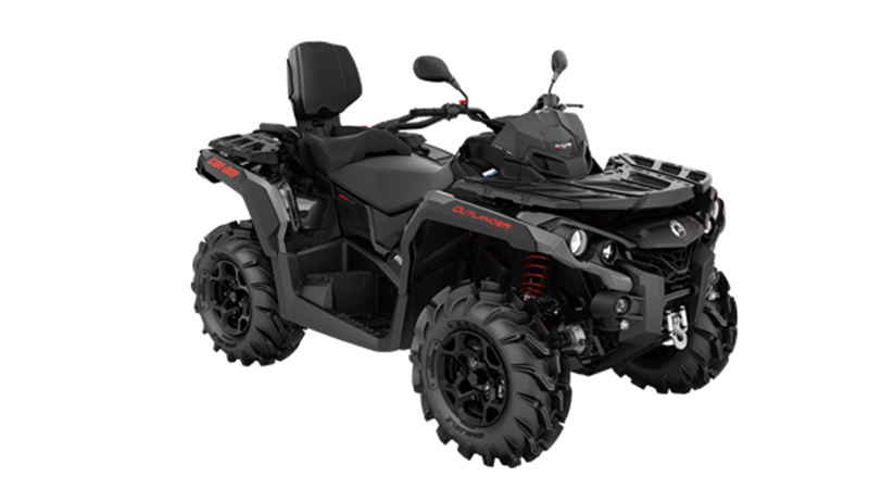 Can-Am Outlander MAX PRO+ 650 T3B -20