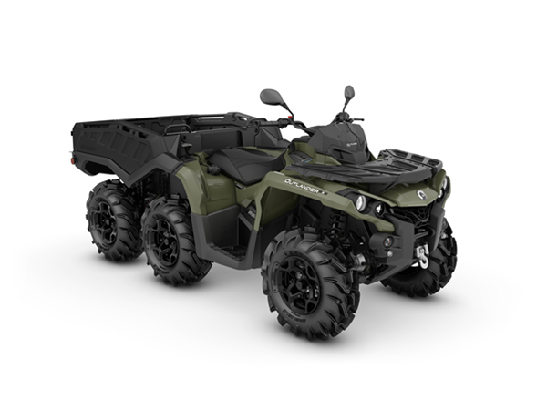 Can-am 650 6x6 Pro+ T3 Sidewall