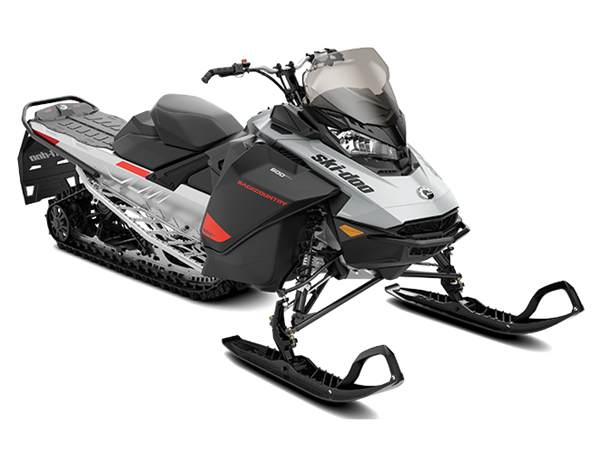 Ski-doo Backcountry 600 EFI -21