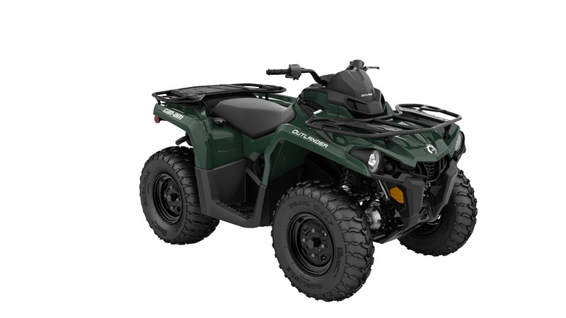 Can-Am Outlander STD 450 -21 Terräng