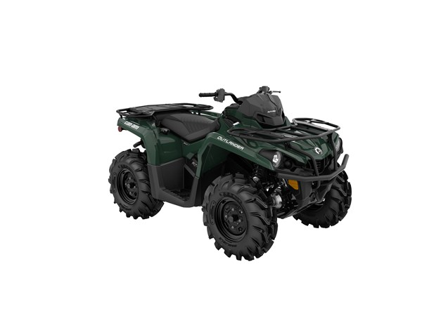 Can-am Outlander XU 570 Terräng -21