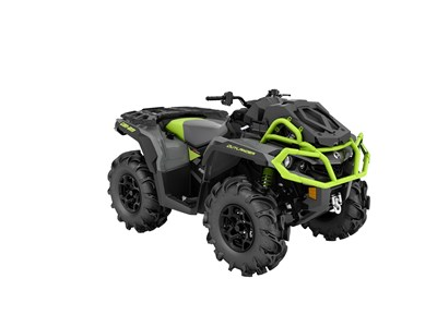 Can-Am Outlander XMR 650 -21 Terräng